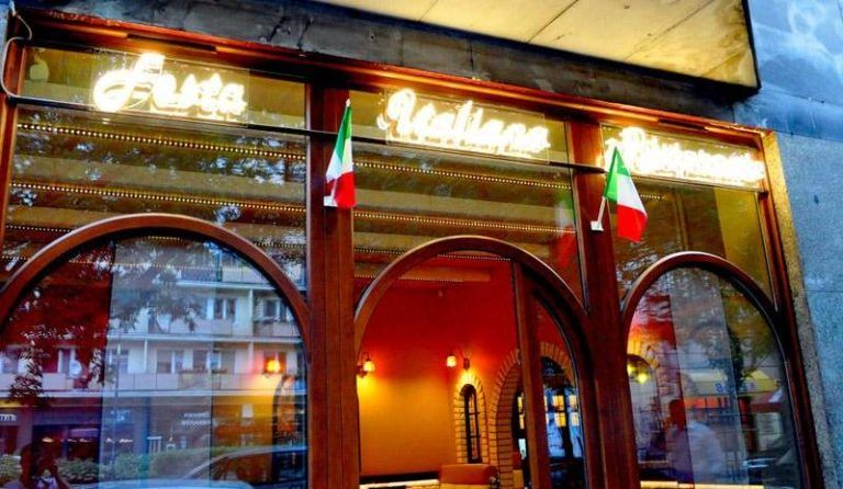 neony do restauracji