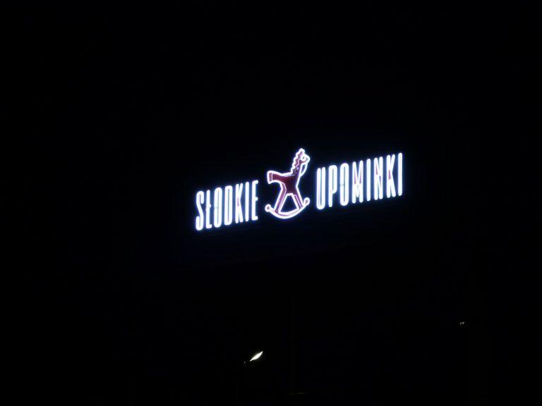 neony reklamowe warszawa