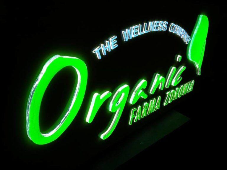 organic kaseton