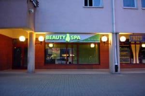 szyldy podswietlane beauty and spa1